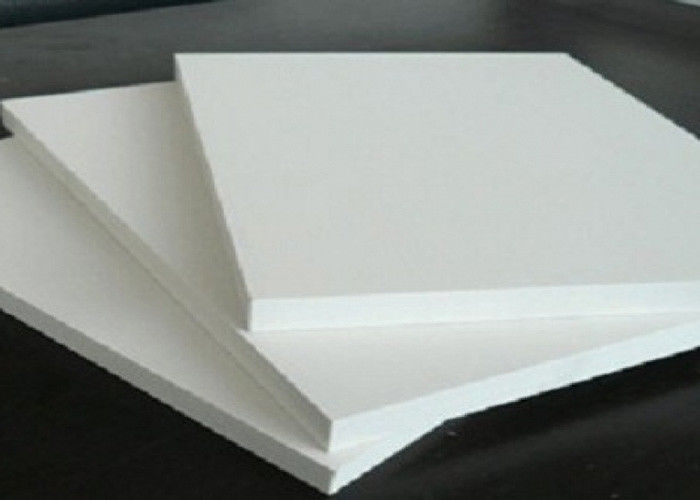 Recycled White PVC Construction Foam Board 19mm Printable 1.22 X 2.44m
