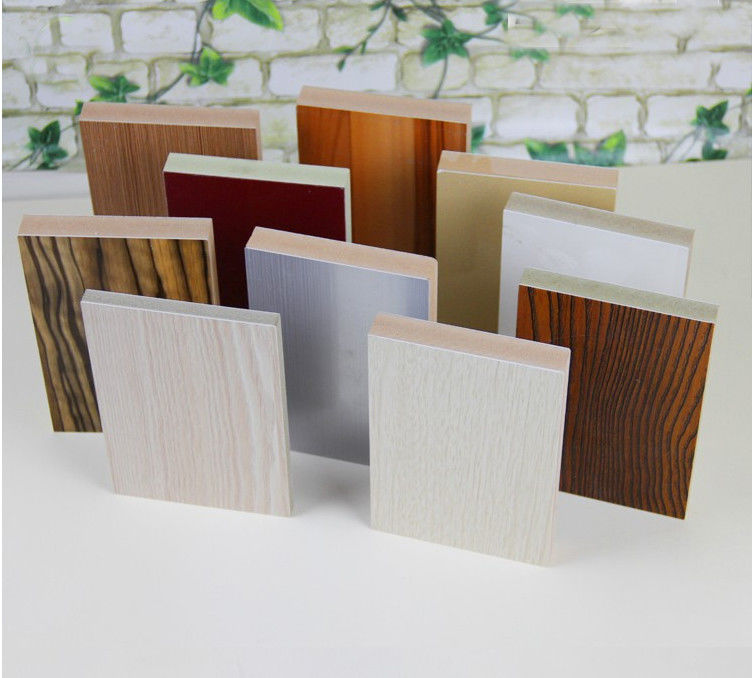 4x8 Rigid PVC Laminated Foam Board For Farm Irrigation 1220 * 2440 MM